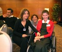 Moglie di Coscioni, Mirella Parachini e Sabrina Di Giulio, assistono alla Sessione Costitutiva del Congresso Mondiale per la Libertà di Ricerca Scient