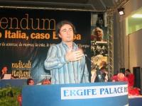Terzo Congresso dei Radicali Italiani. Alla tribuna, Diego Galli.