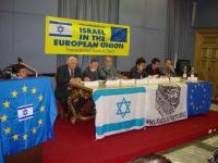"""""""Israele nell'Unione Europea: un'utopia o una priorità nell'agenda politica?"""" Dibattito con Pannella, Bresso, Gawronsky, presso il Consiglio Regionale"""