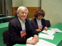Ranieri Clerici (esperantista), al Terzo Congresso dell'Associazione Coscioni.