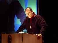 Gilberto Corbellini, al Terzo Congresso dell'Associazione Coscioni.