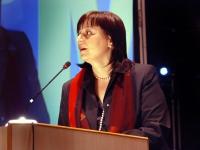 Marisa Iaconi - biologa cellulare all'Università di Genova - al Terzo Congresso dell'Associazione Coscioni.