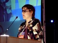 Tonina Cordedda al Terzo Congresso dell'Associazione Coscioni.