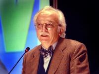 Marcello Crivellini, al Terzo Congresso dell'Associazione Coscioni.