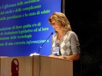 Anna Pia Ferraretti, responsabile per l'Italia del registro europeo sulla fecondazione assistita.