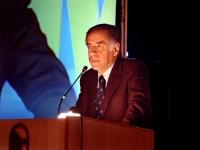 Luigi Montevecchi al Terzo Congresso dell'Associazione Coscioni.