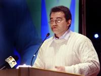 Francesco Pasquariello al Terzo Congresso dell'Associazione Coscioni.