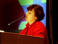 Placido al Terzo Congresso dell'Associazione Luca Coscioni.