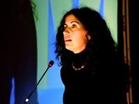 Barbara Sanua al Terzo Congresso dell'Associazione Coscioni.