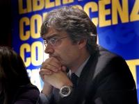 Maurizio Turco al Terzo Congresso dell'Associazione Luca Coscioni.