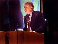 Fabio Marazzi, docente di Diritto internazionale all'Università degli studi di Bergamo, al Terzo Congresso dell'Associazione Luca Coscioni.
