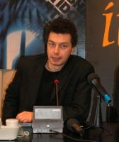Michele De Lucia (nel corso di una conferenza stampa).