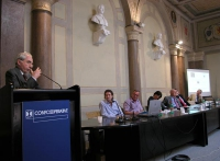 """Giuliano Amato interviene al convegno: """"Petrolio e atomo"""", promosso dai Radicali Italiani e dagli Amici della Terra. Altre digitali"""