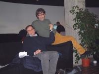 Sergio Rovasio e Maurizio Turco