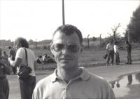 ritratto di Istvan Huszics (Ungheria) (BN)