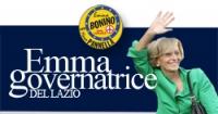 Bonino governatrice nel Lazio