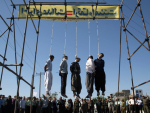 Increase in capital executions in Iran