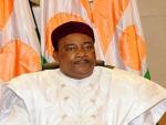 Presidente del Niger Mahamadou Issoufou