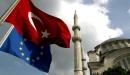 Bandiera Turchia e UE