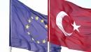 Turkey Europe Flags