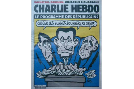 #CharlieEbdo