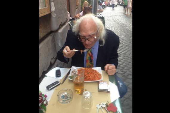 marco pannella spaghetti