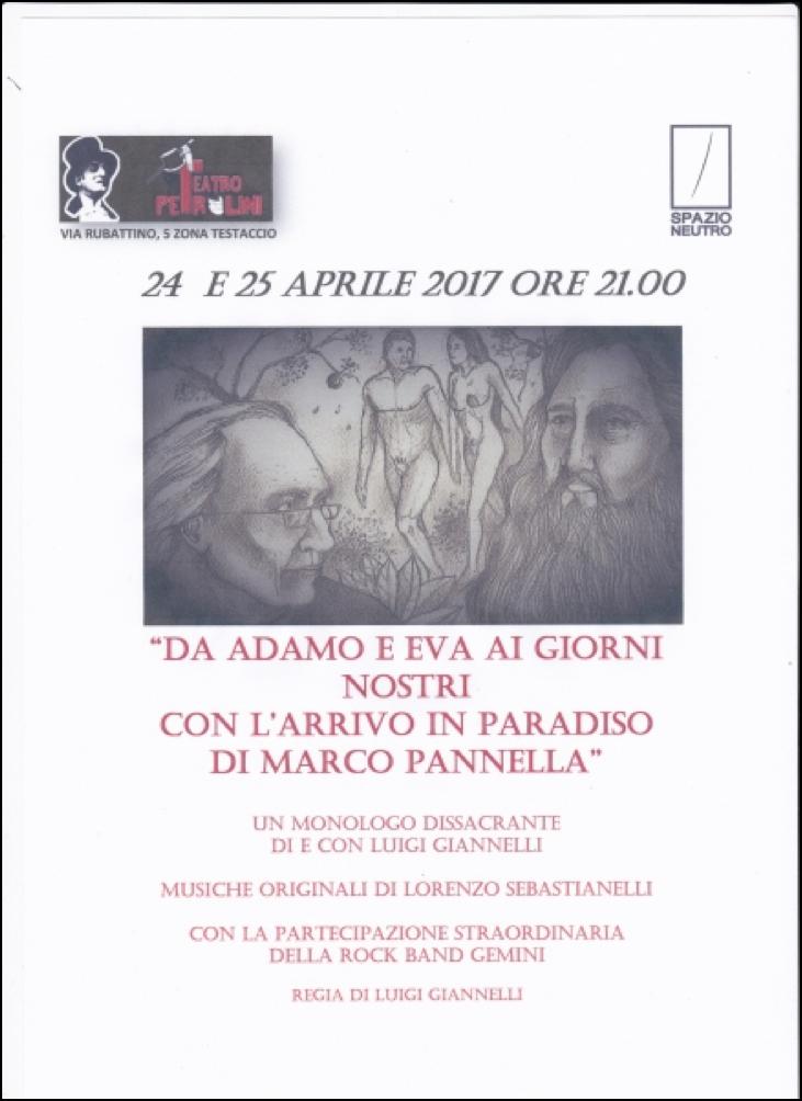 teatro 24 25 aprile